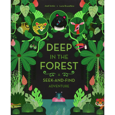 Deep in the Forest: A Seek-and-Find Adventure | Field Museum Store