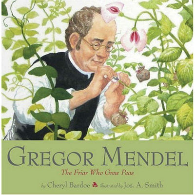 Gregor Mendel: The Friar Who Grew Peas | Field Museum Store
