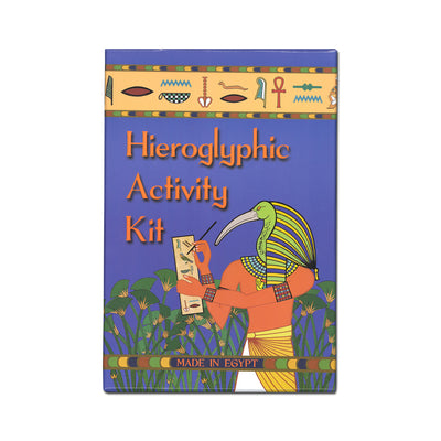 Hieroglyphic Activity Kit