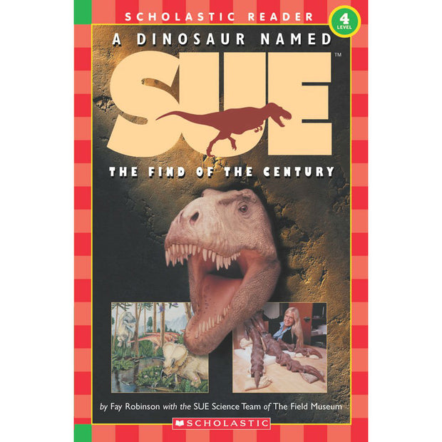 A Dinosaur Named SUE: The Find of the Century | Field Museum Store