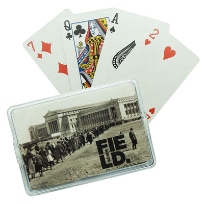 Field Museum Opening Day Playing Cards | Field Museum Store