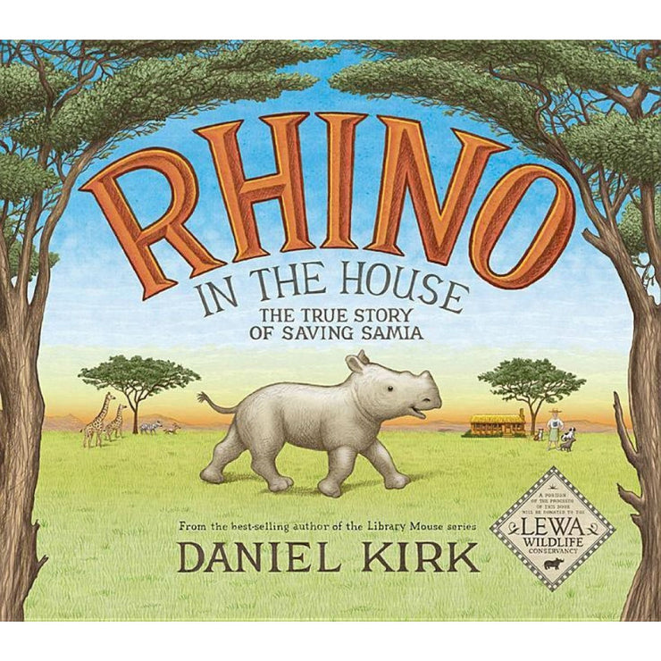 Rhino in the House: The Story of Saving Samia | Field Museum Store
