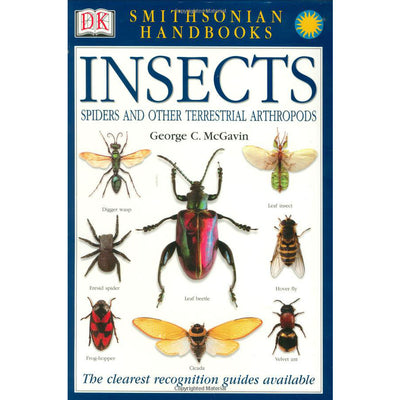 Smithsonian Handbooks: Insects | Field Museum Store