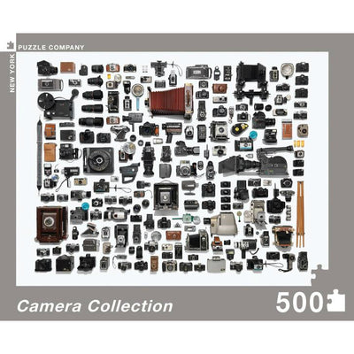 Camera Collection Jigsaw Puzzle | Field Museum Store