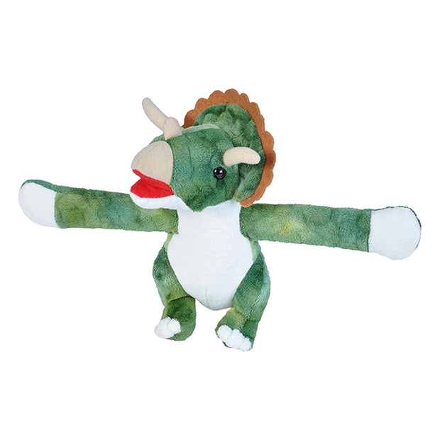Triceratops Wrist Hugger Plush | Field Museum Store
