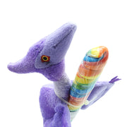 Pteranodon Plush with Twister Pop | Field Museum Store
