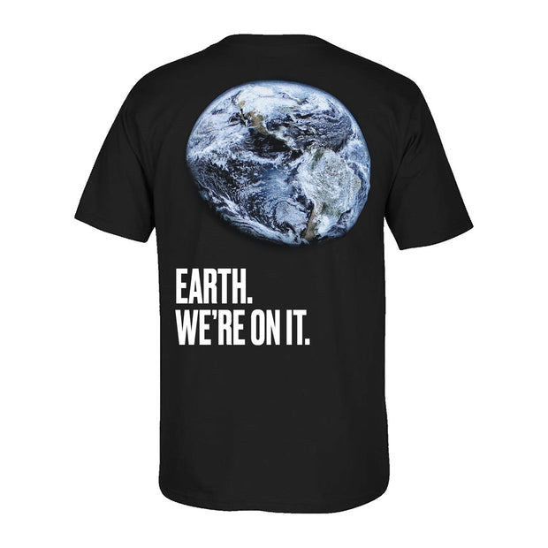 Earth. We're On It. T-Shirt | Field Museum Store