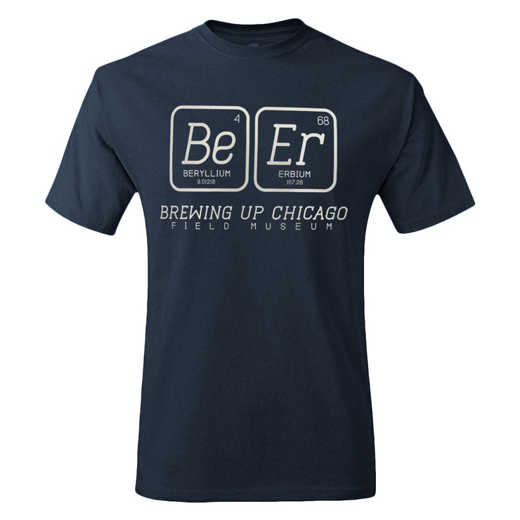 Beer Elements Adult T-Shirt | Field Museum Store