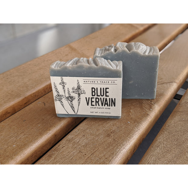 Blue Vervain Bar Soap | Field Museum Store