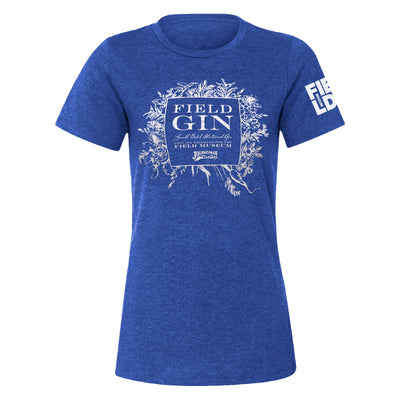 Field Gin Botanical Womens T-Shirt | Field Museum Store