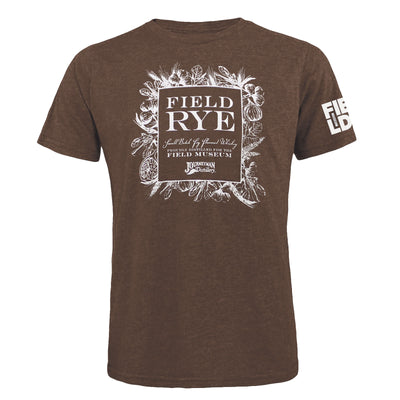 Field Rye Adult T-Shirt | Field Museum Store