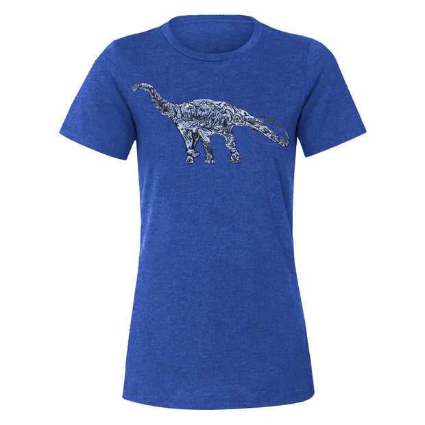 Máximo Sketch Womens T-Shirt | Field Museum Store