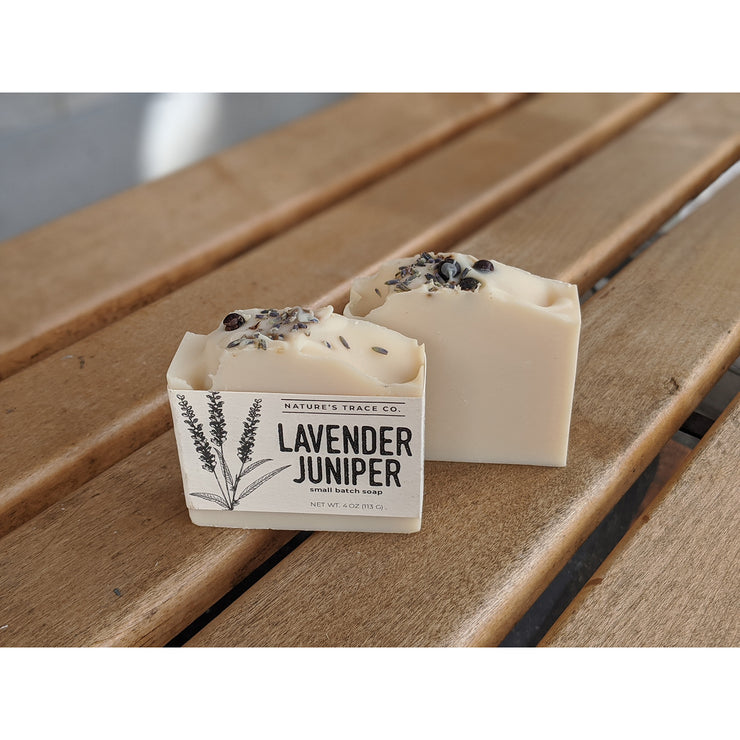 Lavender Juniper Bar Soap | Field Museum Store