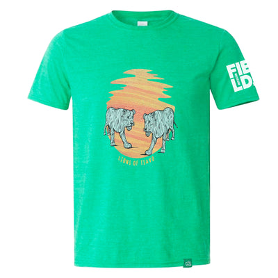 Lions of Tsavo Youth T-Shirt | Field Museum Store