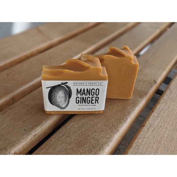 Mango Ginger Bar Soap | Field Museum Store