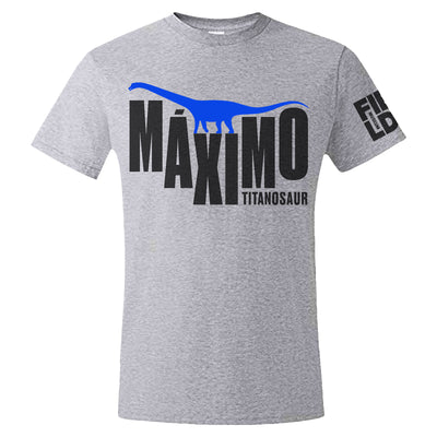 Máximo the Titanosaur Adult T-Shirt | Field Museum Store