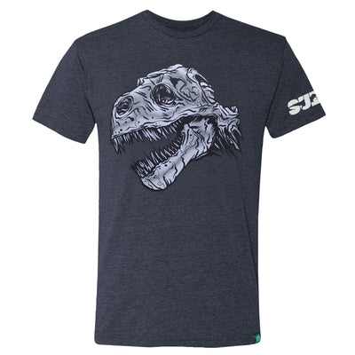 SUE the T. rex Skull Adult T-Shirt | Field Museum Store