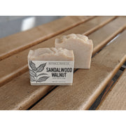Sandalwood Walnut Bar Soap | Field Museum Store