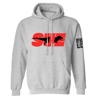 SUE the T. rex Adult Hoodie | Field Museum Store