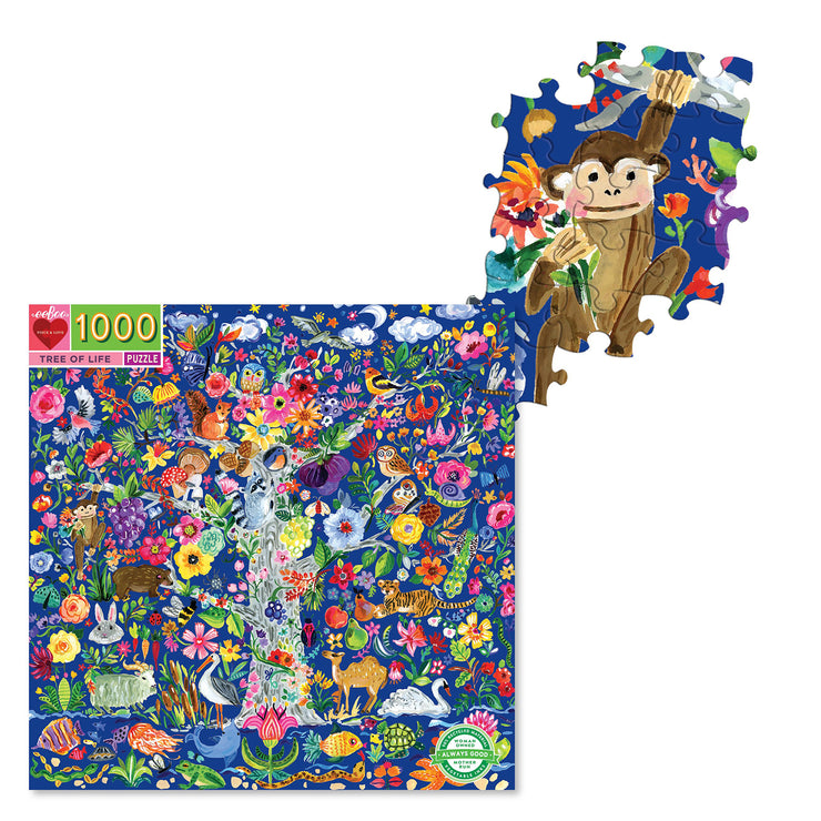 Tree of Life 1000 Piece Puzzle | Field Museum Store