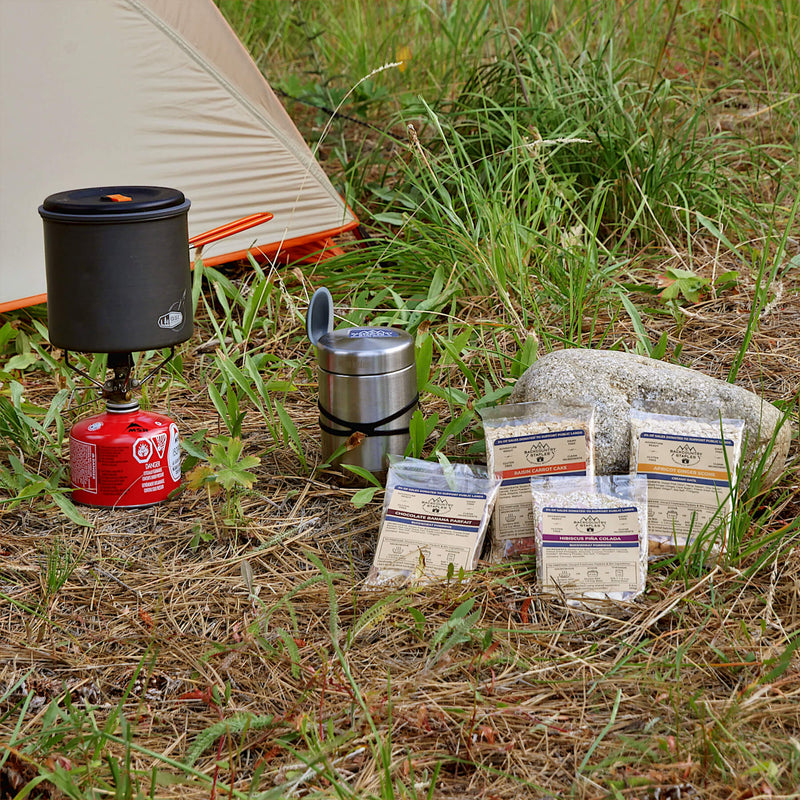 Thermos Cooking Starter Kit - Backcountry Staples