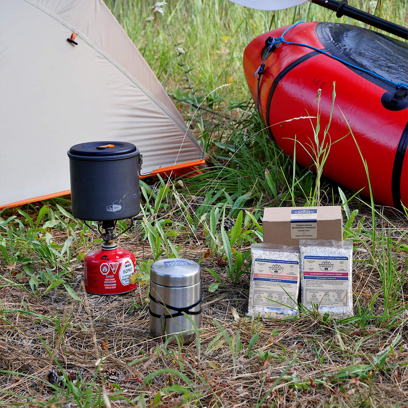 Breakfast Variety Pack - Backcountry Staples