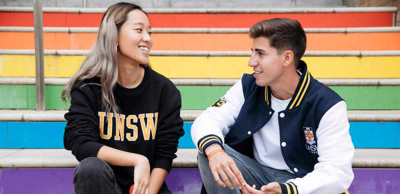 2019 new collection - UNSW clothing