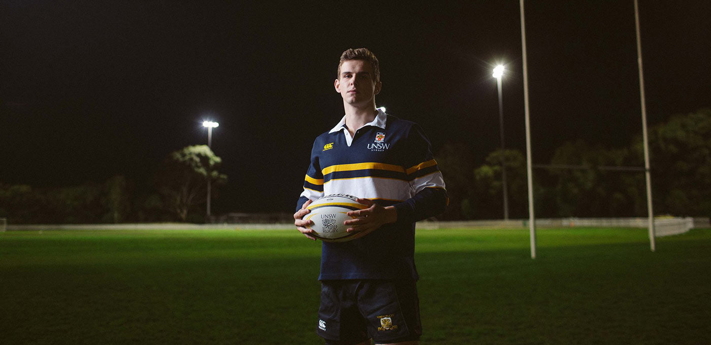UNSW X Canterbury - Rugby Jersey
