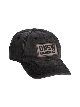 Established 1947 Cap: Black