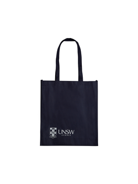 Reusable UNSW Bag in navy