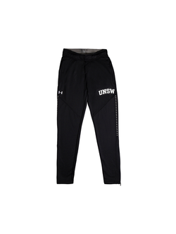 Black UNSW track pants in black