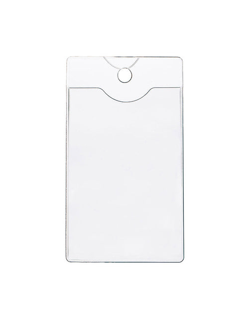 Clear Card Holder