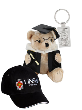 UNSW Graduation Faculty Bear In Box