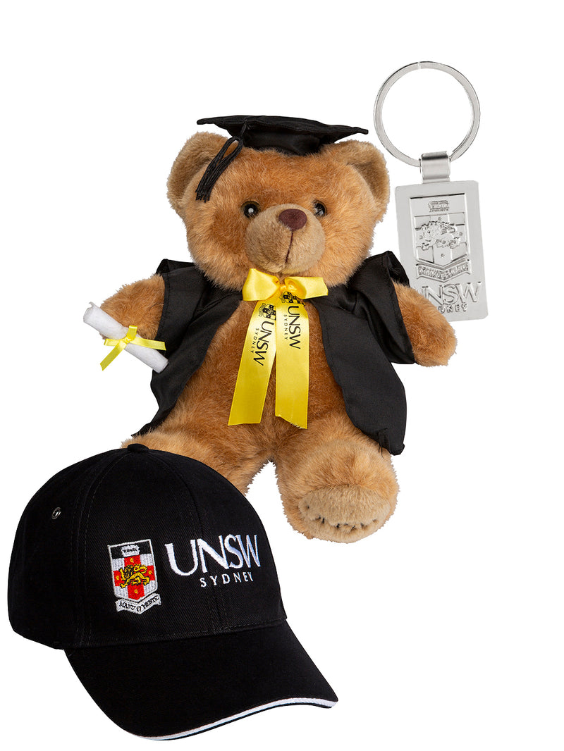 UNSW Graduation Faculty Bear 25cm