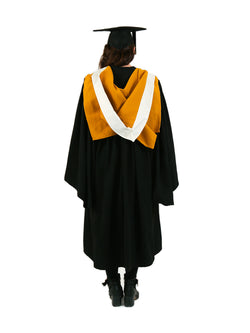 UNSW Graduation Bachelor Set | Business, includes gown, cap & hood