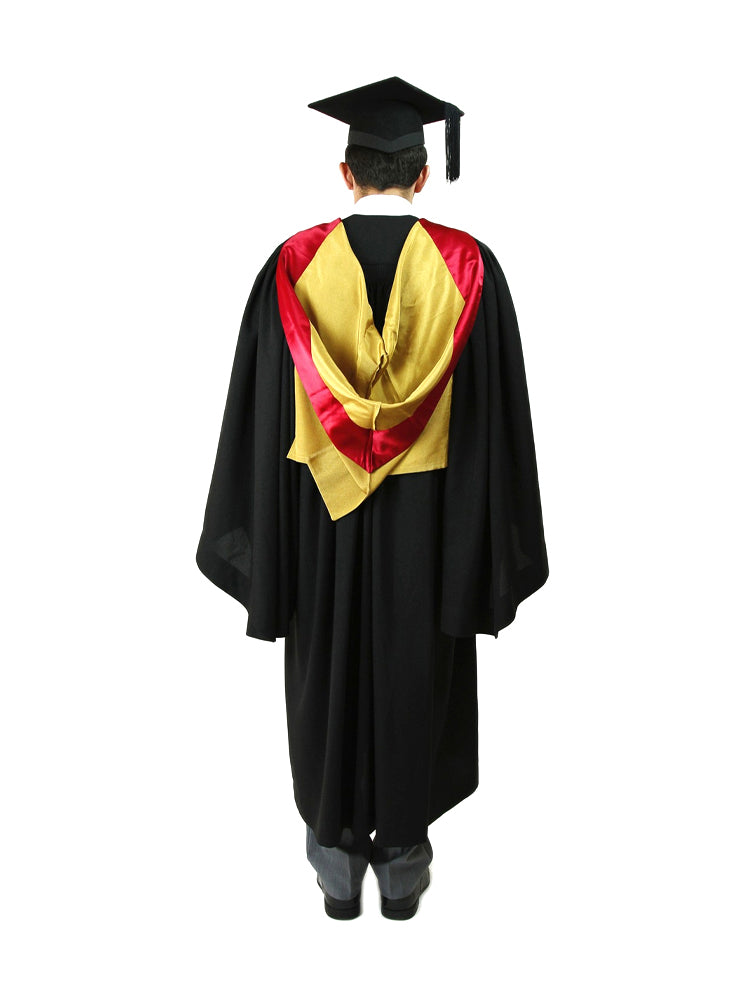 UNSW Graduation Bachelor Set | Engineering, includes gown, cap & hood