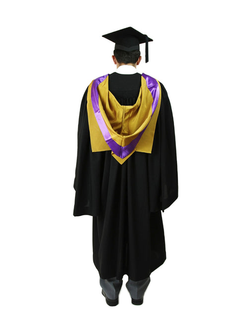 UNSW Graduation Bachelor Set | Medicine, includes gown, cap & hood