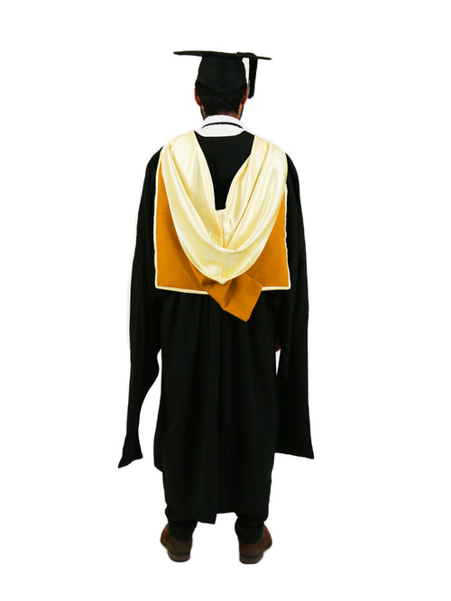 Grad Master Set - Faculty of Art and Design - Back view