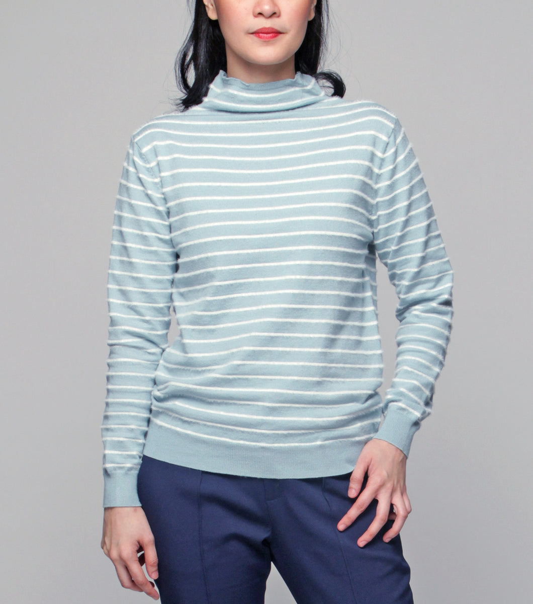 Lita Turtleneck Pullover Knit