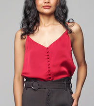 Load image into Gallery viewer, Lila Spaghetti Strap Blouse
