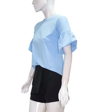 Load image into Gallery viewer, Elaine Puff Short Sleeves Top