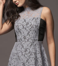 Load image into Gallery viewer, Leah Midi A-Line Lace Dress