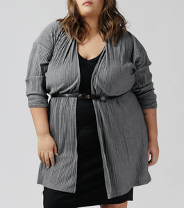 Kate Ribbed Cardigan