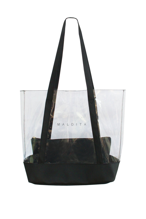 Transparent Tote Bag