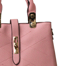 Load image into Gallery viewer, Mini Tote Hand Bag (Blush)