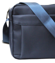 Load image into Gallery viewer, Nylon Mail Bag (Blue)