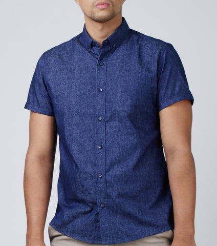 Jairo Printed Buttondown Shirt