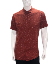 Load image into Gallery viewer, Ivn Printed Button Down Shirt
