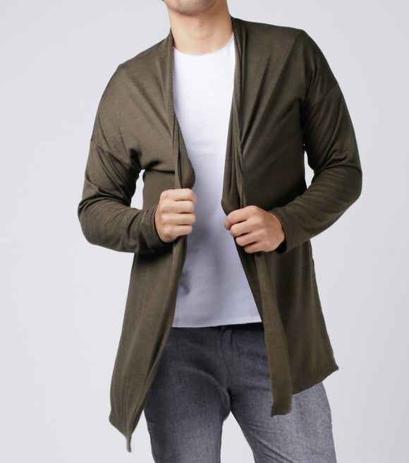Huck Long Cardigan