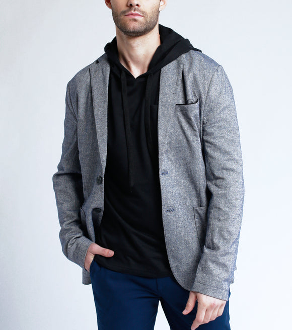 Maldita Man Lance Double Breasted Blazer